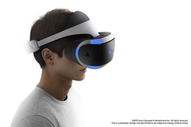 Playstation VR virtual reality sony