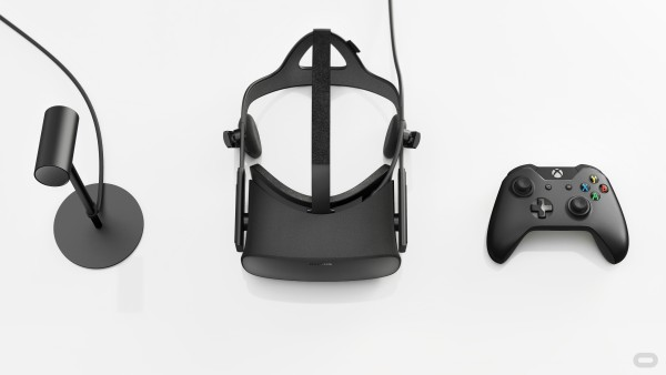 Oculus Rift tracking xbox one controller