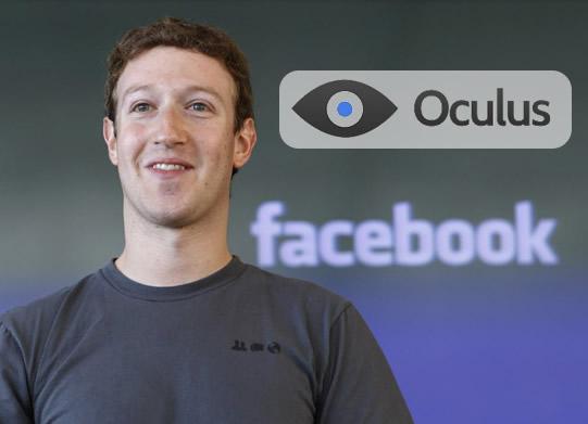 Was haben Facebook und Virtual Reality miteinander zu tun?